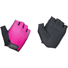 GripGrab Rouleur Padded Guanti Donna, pink